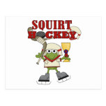 Squirt Hockey Champ Tshirts and Gifts Postcard