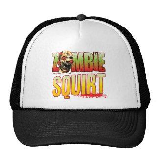 Squirt Zombie Head Cap