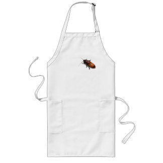 Squish the Hisser Long Apron