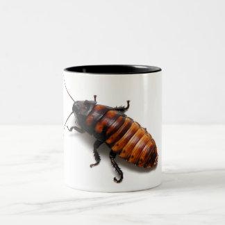 Squish the Hisser Two-Tone Coffee Mug