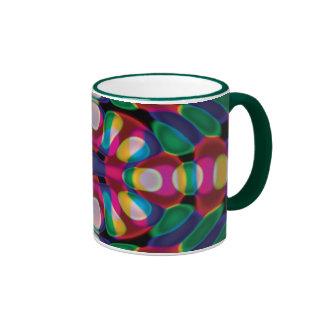Squished Skittles Mug