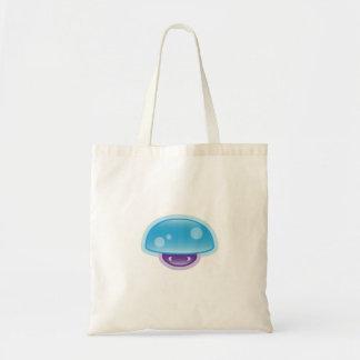 Squishies Blue Mushy Bag