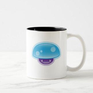 Squishies Blue Mushy Mug