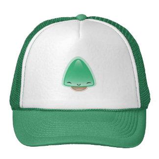 Squishies Dark Green Squee Tree Hat