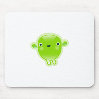 Squishies Green Woot Mousepad