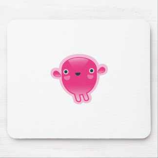 Squishies Pink Woot Mousepad