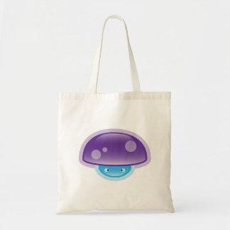Squishies Purple Mushy Bag