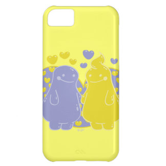 Squishy Kinda Luv iPhone 5C Covers