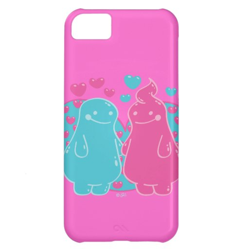 Squishy Kinda Luv Cover For iPhone 5C