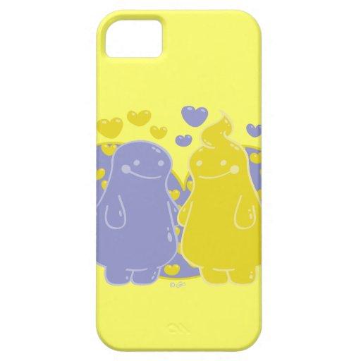 Squishy Kinda Luv iPhone 5 Cases