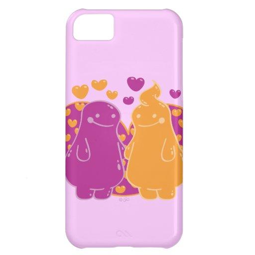 Squishy Kinda Luv iPhone 5C Cases