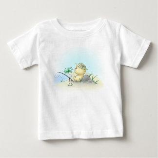 Squishy Littlekins Fishing Baby T-Shirt