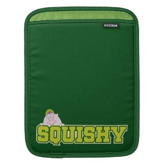 Squishy Name iPad Sleeve