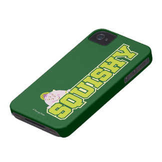 Squishy Name iPhone 4 Case-Mate Case