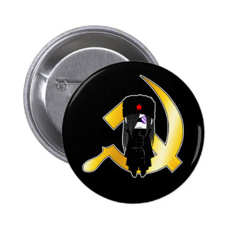 Squishy Soviet Pin