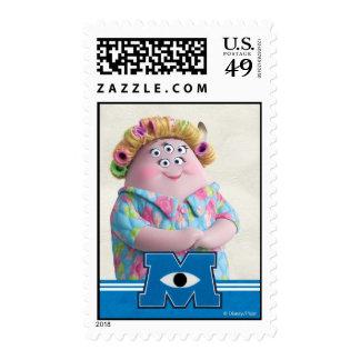 Squishy's Mom 1 Stamp