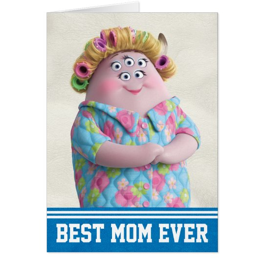 Squishy's Mom - Mother's Day Card