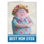 Squishy's Mom - Mother's Day Card Greeting Card