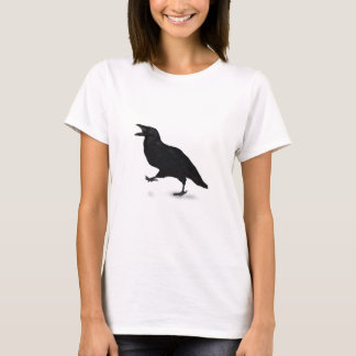 Sqwarking Crow T-Shirt