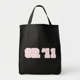 SR11 PINK TOTE BAG