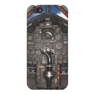 SR71 Blackbird Aircraft Cockpit iPhone SE/5/5s Case