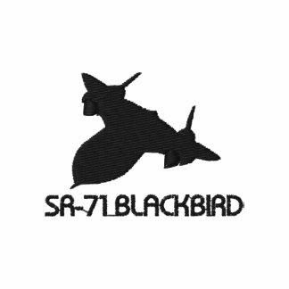 SR-71 Blackbird Embroidered Shirt