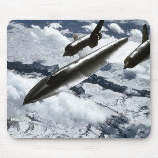 SR-71 Blackbird Mouse Pad