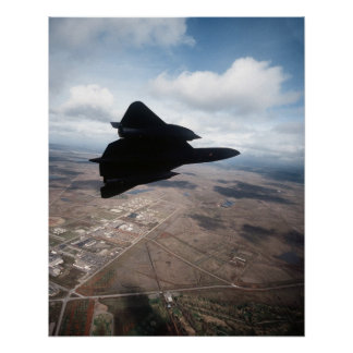 SR-71 Blackbird Print