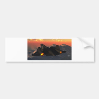 sr-71-blackbird-steven-palmer bumper sticker