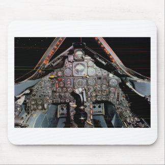 SR-71 Cockpit Center.jpg Mouse Pad