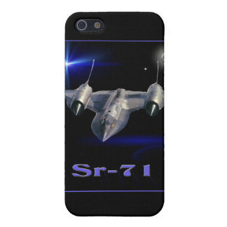 Sr-71 military spy plane iPhone SE/5/5s case