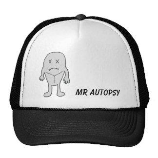 Sr. Autopsy Gorro