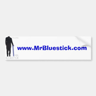 Sr. B Sticker Pegatina Para Auto