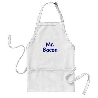 Sr. Bacon Delantal