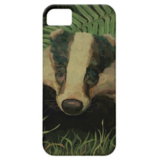 Sr. Badger iPhone 5 Protector