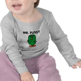 Sr. Bien-Preparado Fussy Camiseta