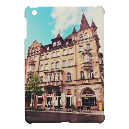 Sr. Bleck - Friedrich-Ebert-Platz, Nuremberg iPad Mini Cárcasas