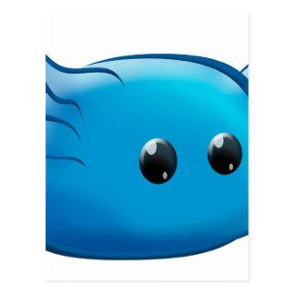 Sr. Blu Tarjeta Postal