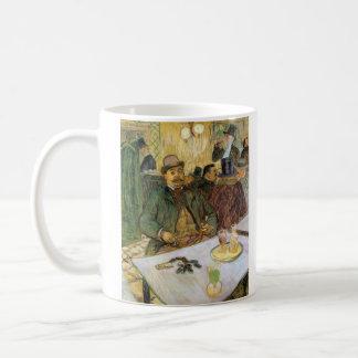 Sr. Boileau por Toulouse-Lautrec Taza De Café