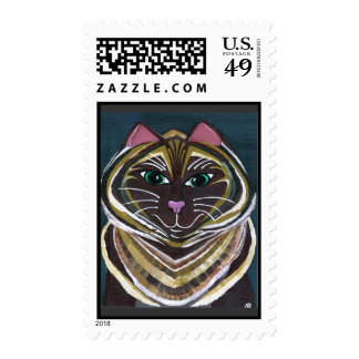 Sr. BoJangles Stamp Sello