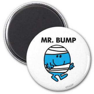 Sr. Bump Classic 1 Imán Para Frigorifico