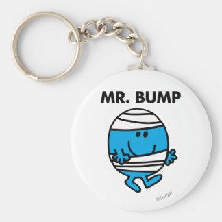 Sr. Bump Classic 1 Llavero Redondo Tipo Pin