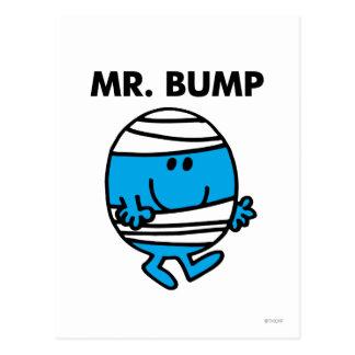 Sr. Bump Classic 1 Tarjeta Postal