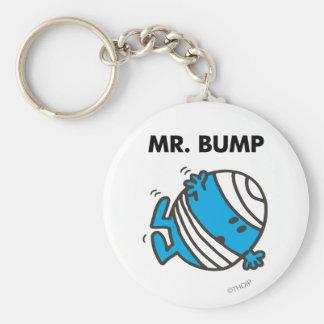 Sr. Bump Classic 3 Llavero Redondo Tipo Pin