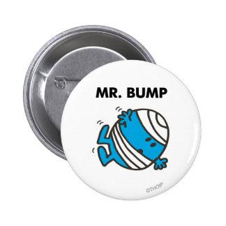 Sr. Bump Classic 3 Pin Redondo De 2 Pulgadas