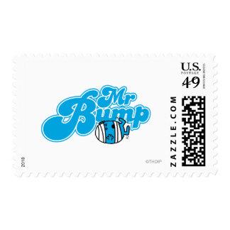 Sr. Bump Logo 1 Estampilla