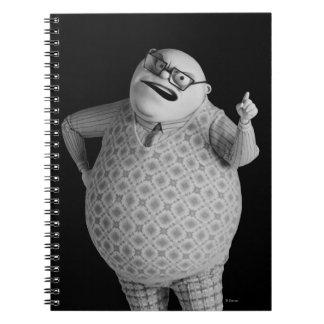 Sr. Burgemeister Note Book