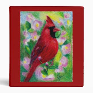 """Sr. Cardinal Binder Carpeta 1"""""""