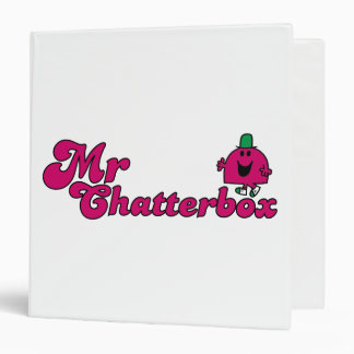 Sr Chatterbox Logo