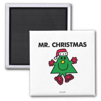 Sr Christmas Classic Iman Para Frigorífico